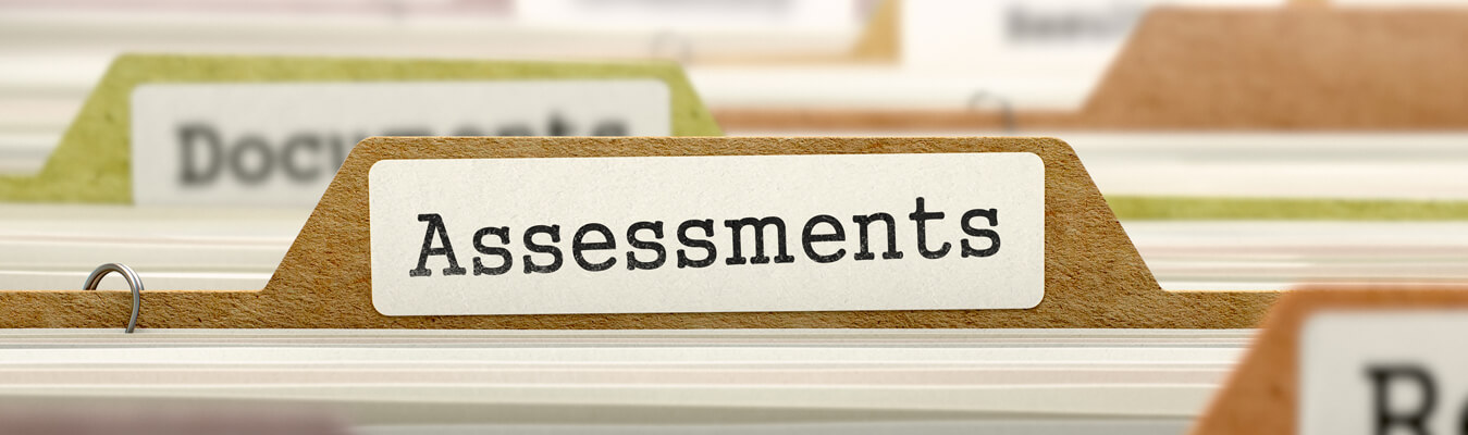 Assessments Slider